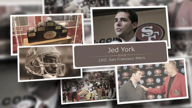 Jed York Distinguished Citizen Award